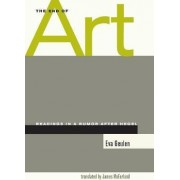 The End of Art by Eva Geulen