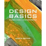 Design Basics (with Coursemate Printed Access Card) by David A Lauer