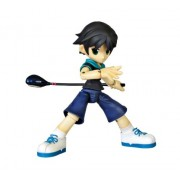 Golf Pangya Ken and Plastic Fear Discussant (non-scale plastic assembly kit PL002) (japan import)