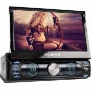 "XOMAX ""XOMAX XM-VRSUN729 18cm/7"""" Naviceiver Autoradio ohne CD-Laufwerk mit BLUETOOTH V2 (B-Ware)"""