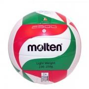MOLTEN PALLONE VOLLEY V5M2501-L - BIANCO/ROSSO/VERDE - 05501500