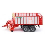 Siku 1971 1:50 Preassembled Truck/Trailer modelo de vehículo de tierra - modelos de vehículos de tierra (1:50, Preassembled, Pöttinger Jumbo, Truck/Trailer, Metal, De plástico, Rojo)