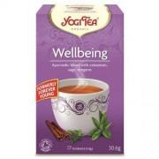 YOGI TEA (herbatki) HERBATKA NA DOBRE SAMOPOCZUCIE BIO (17 x 1,8 g) - YOGI TEA
