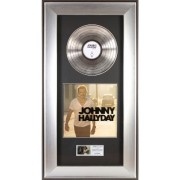 Johnny Hallyday Disque De Diamant A Ses Fans