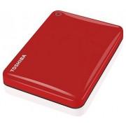 "Toshiba Canvio Connect II 2.5"" 500GB USB3.0 (roșu) (HDTC805ER3AA)"