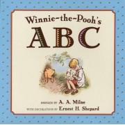 Winnie-the-Pooh ABC by Michael Kirby