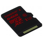 Kingston micro SDXC 64GB (Class 10) (SDCA3/64GBSP)