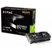 Placa video Zotac nVidia GTX 960 AMP! Edition 4GB GDDR5 128bit - ZT-90309-10M