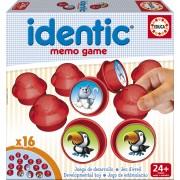 Juego de Memoria Educa Puzzle Educa Baby Identic Memo GameJuego de Memoria