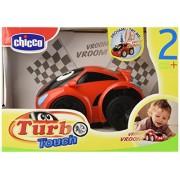 Chicco - Turbo Touch, Wild, coche de cuerda (00061782000000)