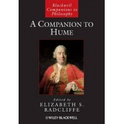 A Companion to Hume by Elizabeth S. Radcliffe