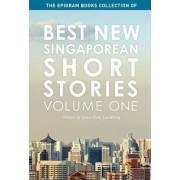 The Epigram Books Collection of Best New Singaporean Short Stories: Volume One by Jason Erik Lundberg