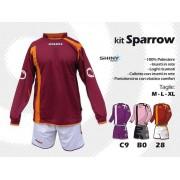 Classics - Completo Calcio Kit Sparrow