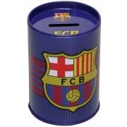 Hucha Cubilete de Metal FC Barcelona