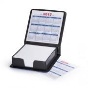 Portanotas con calendario cub
