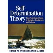 Self-Determination Theory by Richard M. Ryan