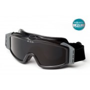 ESS Asian-Fit Profile TurboFan Ballistic Goggles (Black)