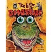 Ten Little Dinosaurs (Eyeball Animation) by Pattie Schnetzler