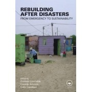 Rebuilding After Disasters by Gonzalo Lizarralde