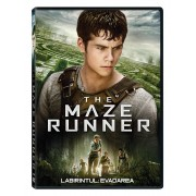 The Maze Runner:Dylan O'Brien,Kaya Scodelario - Labirintul:Evadarea (DVD)