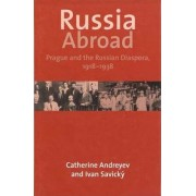 Russia Abroad by Catherine Andreyev