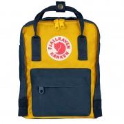 Fjällräven Kanken Mini Daypack żółty/niebieski Plecaki szkolne i turystyczne