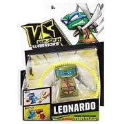 VS Rip-Spin Warriors Teenage Mutant Ninja Turtles Leonardo Warrior Action Figure