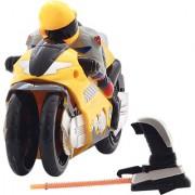 Moto Rider Yellow