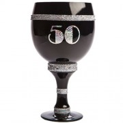 """50th Birthday Pimp Cup - Silver"""