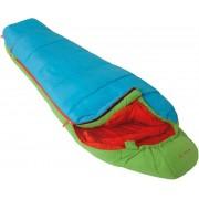 VAUDE Dreamer Adjust 350 S Kunstfaserschlafsack Kinder mehrfarbig, Größe RV LINKS