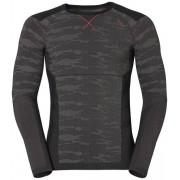 Odlo Blackcomb Evolution Warm LS crew neck langärmliges Funktionsshirt