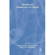 Media and Democracy in Africa by Michael Leslie