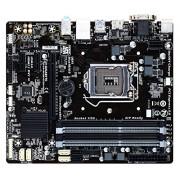 Gigabyte B85M-DS3H-A Scheda Madre Intel 1150, Nero