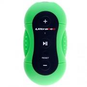 Ultrasport Lecteur MP3 Vert waterproof 4Go