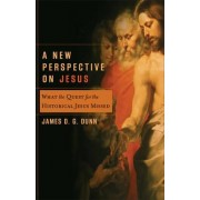A New Perspective on Jesus by James D Dunn