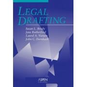 Legal Drafting (Aspen) Sb by Rutherford