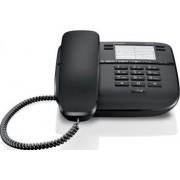 Telefon analogic Gigaset DA310 Black