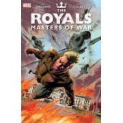 The Royals: Masters of War TP by Rob Williams
