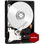 HDD Western Digital NAS Caviar Red, 4TB, SATA III 600, 64MB Buffer + Cablu S-ATA III 4World 08529, 457 mm