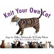 Knit Your Own Cat by Sally Muir