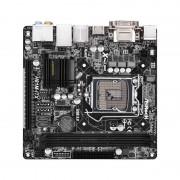Placa de baza Asrock H81M-ITX Intel LGA1150 mITX