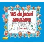 165 De Jocuri Amuzante 2-4 Ani