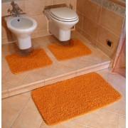 *Olimpo parure tappeti bagno 3 pz