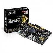 Asus DDR3 1600 AMD Socket AM1 SATA(6Gbit/s) Motherboard (AM1M-A)