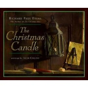 Christmas Candle by Evans
