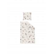 Irisette 2-teilige Bettgarnitur, ca. 135x200cm Irisette mehrfarbig