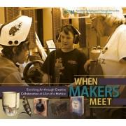 When Makers Meet: Enriching Art Through Creative Collaboration at L Art Et La Matiere