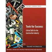 Tools for Success Workbook by Nccer