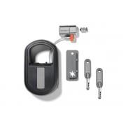 Kensington - Candado retráctil para portátiles con llave ClickSafe® cable antirrobo