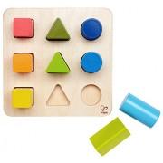 Hape E0426 - Incastro di Colori e Forme
